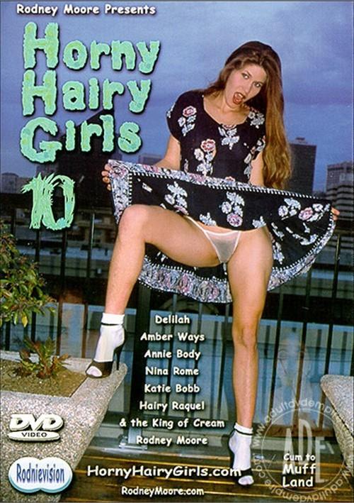 Horny Hairy Girls 10 Nina Rome Rodney Moore Rodney Moore