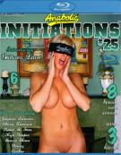 Initiations #25 Blu-ray