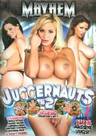 Juggernauts #2 (4-pack) Porn Movie