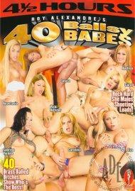 40 Ballsy Babes Porn Movie