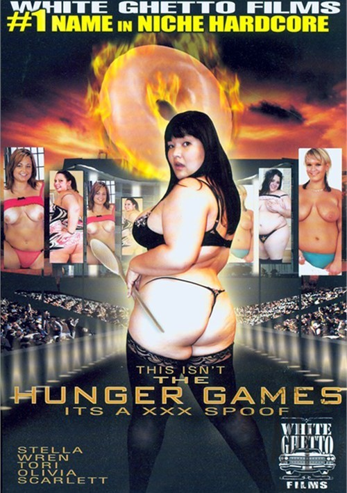 This Isn't The Hunger Games...It's A XXX Spoof image