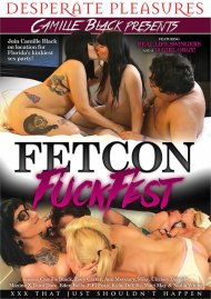 Fetcon FuckFest HD porn video from Desperate Pleasures.