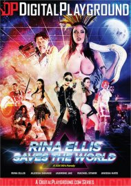 Rina Ellis Saves The World DVD porn movie from Digital Playground.