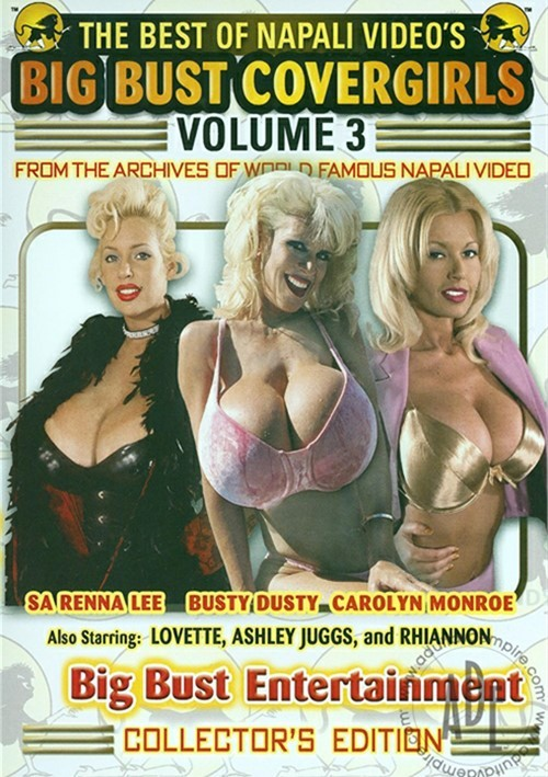 Big Bust Covergirls Vol. 3 Compilation Avalon Busty Dusty