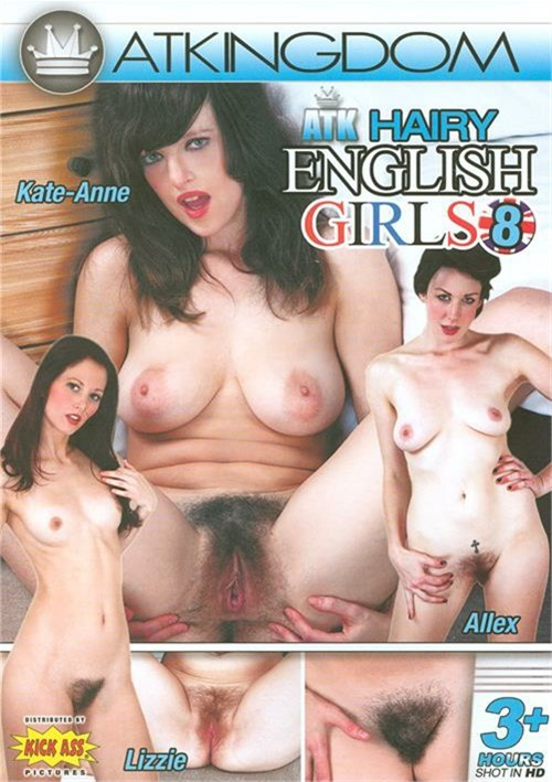 ATK Hairy English Girls 8 Dianne Masturbation All Girl / Lesbian