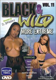 Black & Wild Vol. 11 Porn Movie