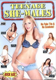 Teenage She-Males Porn Movie