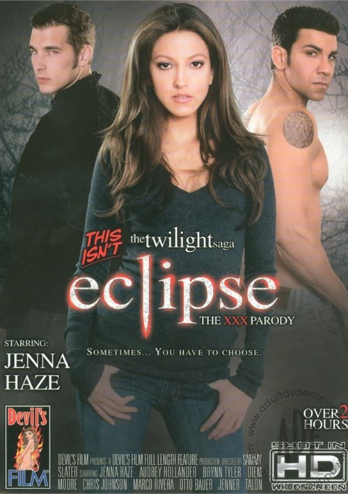 This Isn't The Twilight Saga: Eclipse - The XXX Parody image