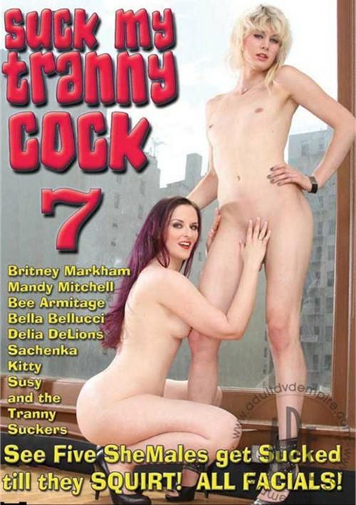 Suck My Tranny Cock 7