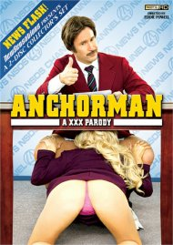 Anchorman: A XXX Parody Porn Movie