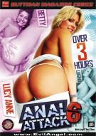 Anal Attack 6 Porn Movie