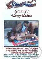 Granny's Nasty Habits Porn Video