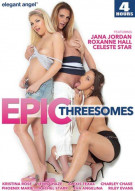 Epic Threesomes Porn Movie
