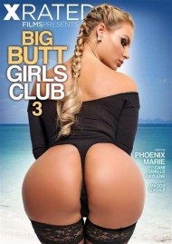 Big Butt Girls Club 3 Porn Movie