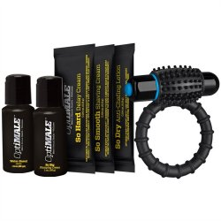 Optimale: Ready Set Go Kit For Men Sex Toy