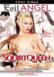 SquirtQueen DVD porn movie from Evil Angel.