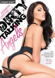 Dirty Talking Angels DVD porn movie from Elegant Angel.