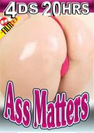 Ass Matters Porn Movie