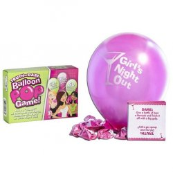 Truth Or Dare Balloon Pop Game Sex Toy