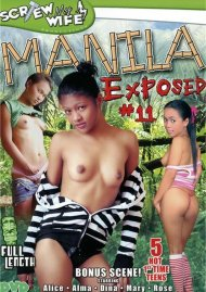 Manila Exposed #11 Porn Video
