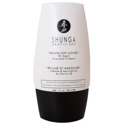 Shunga Rain Of Love G-Spot Cream - Mint Sex Toy