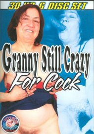 Granny Still Crazy For Cock Porn Movie