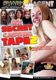My Secret Casting Tape 2 Porn Video