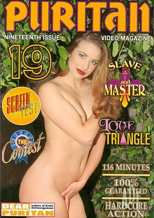 Puritan Video Magazine 19 Puritan 1998 All Sex