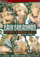 Erik Everhard Does Them All! Vol. 2 Porn Movie