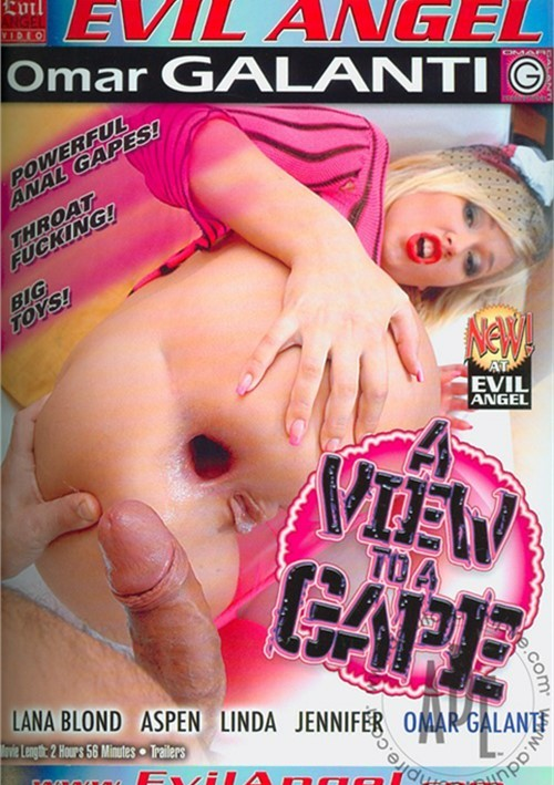 View To A Gape, A Evil Angel Lana Blond Gonzo