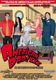 American Dad XXX: An Exquisite Films Parody Porn Video