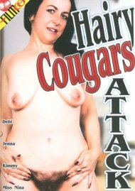 Hairy Cougars Attack Porn Movie
