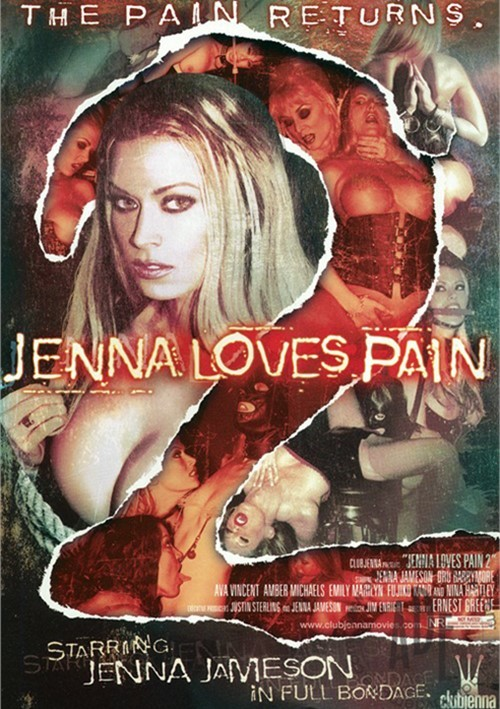 Jenna Loves Pain 2