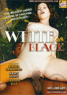White on Black Porn Video