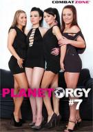 Planet Orgy #7 Porn Movie