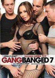 Gangbanged 7 DVD porn movie from Elegant Angel.
