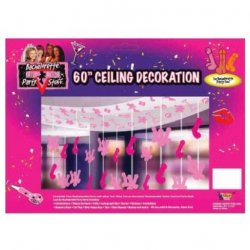 Bachelorette 60 inch Penis Ceiling Decoration Sex Toy