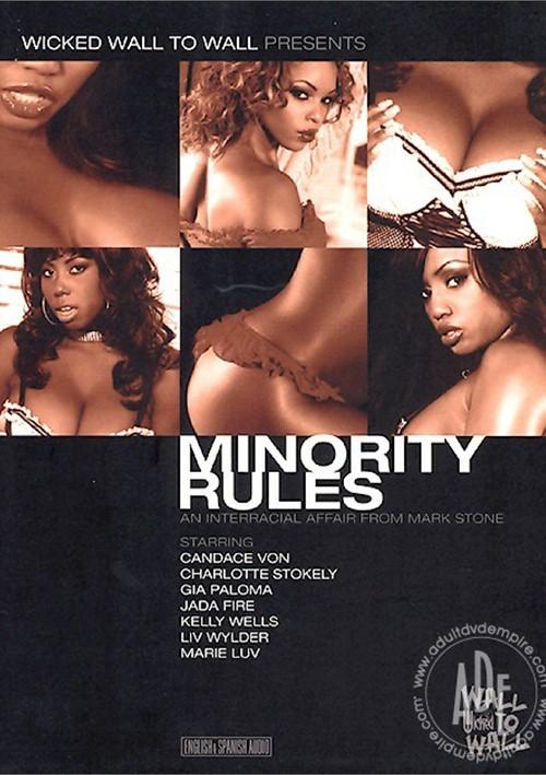 Minority Rules DVD Porn Movie Image