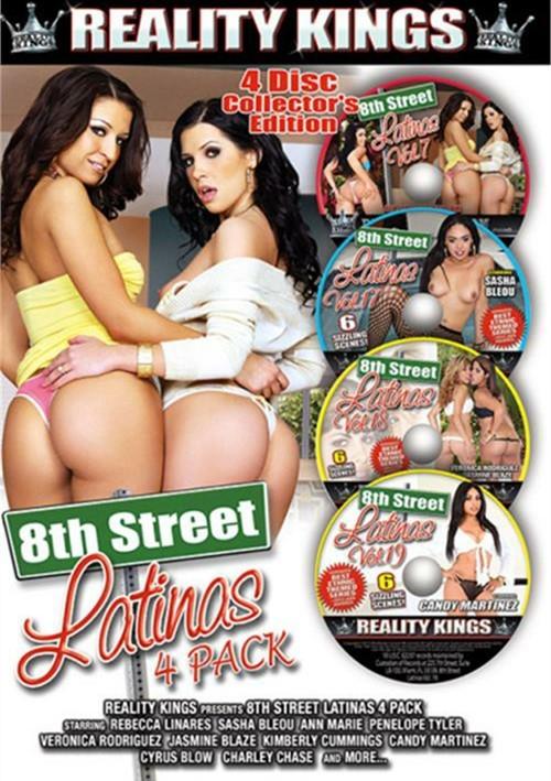 8th Street Latinas 4-Pack Jasmine Blaze Reality Kings Penelope Tyler