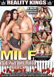 MILF Next Door 4-Pack Porn Movie