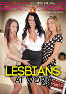 Lesbians At Work: Lipstick Realty Porn Movie