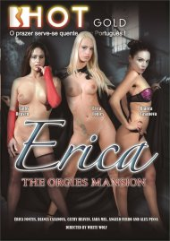 Erica: The Orgies Mansion porn video from Hotgold.
