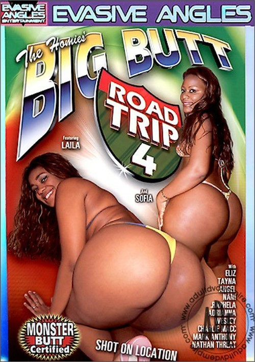 Homies' Big Butt Road Trip 4, The image