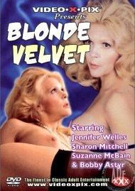 Blonde Velvet Porn Video