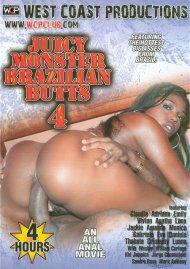 Juicy Monster Brazilian Butts 4 Porn Movie