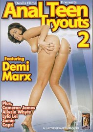 Anal Teen Tryouts 2 Porn Movie