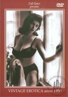Vintage Erotica Anno 1950 Porn Movie