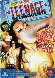 Filthy's Teenage Delinquents Porn Video