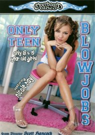 Only Teen Blowjobs Porn Movie