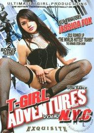 T-Girl Adventures N.Y.C Vol. 2 Porn Movie